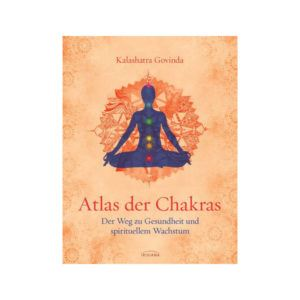 Atlas der Chakras,Kalashatra Govinda,9783424151923