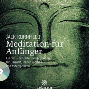 Meditation für Anfänger, Jack Kornfield,9783442337330